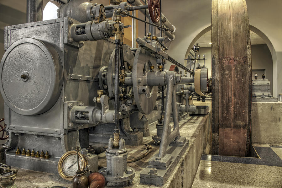 Steampunk Photograph - Necessity Is The Mother Of Invention by Jason Politte