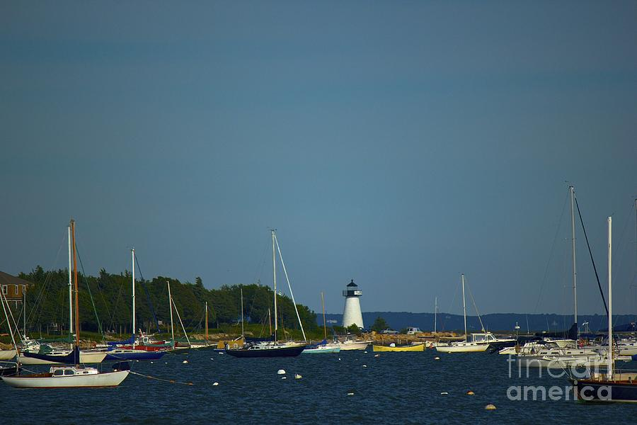 Ned's Point Photograph - Neds Point In Mattapoisett by Amazing Jules