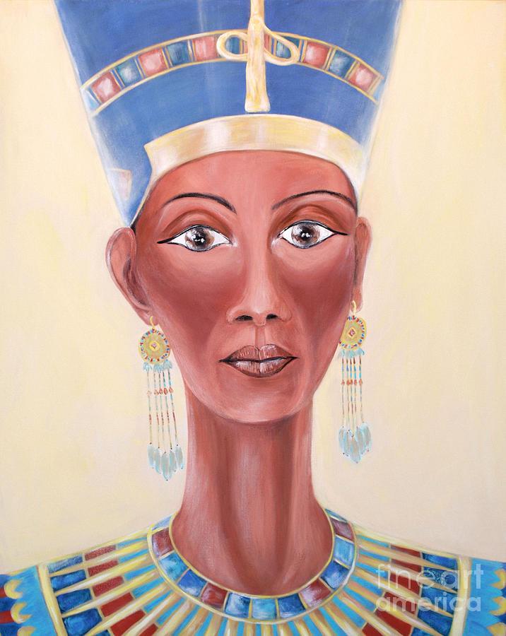 Nefertiti. Inspirations Collection by Oksana Semenchenko