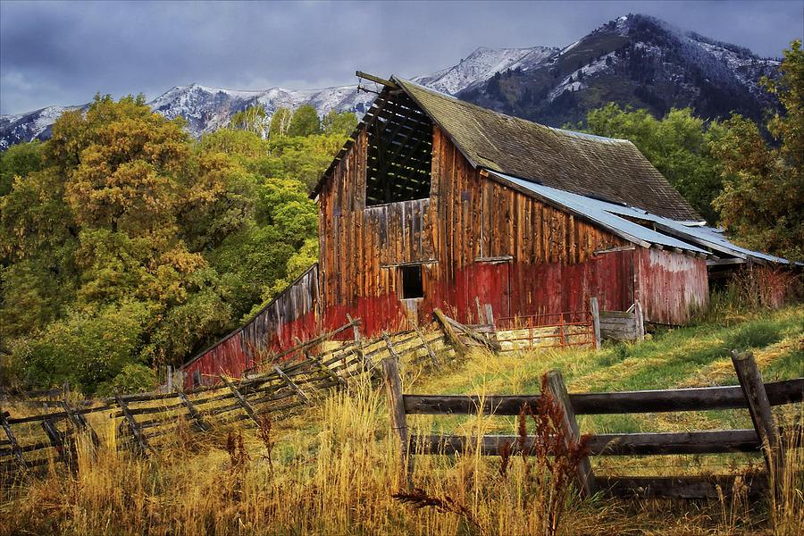 Neff- Hardman Barn Photograph