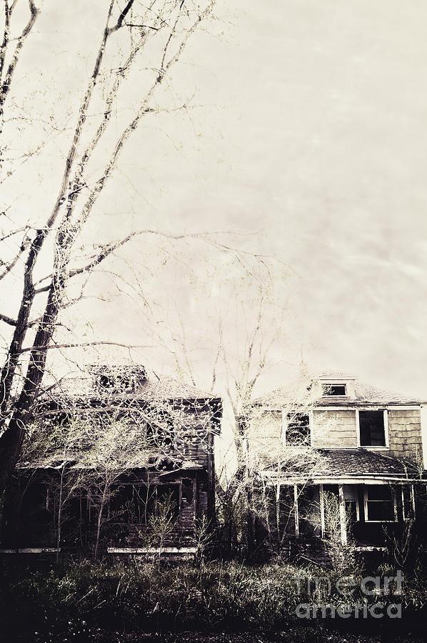 Two Photograph - Neighborhood by Margie Hurwich