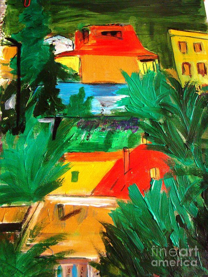 Painting - Neighborhood by Sonali Singh