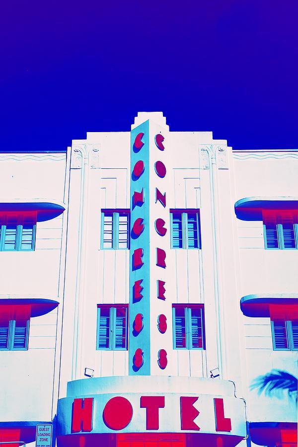 Art Deco Photograph - Neon Soul - 22 by Michael Guirguis