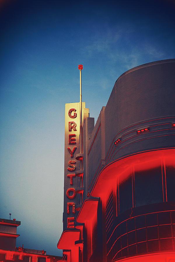 Art Deco Photograph - Neon Soul - 24 by Michael Guirguis