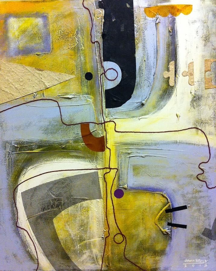 Neonato 1 Painting by Jose Johann Bitancor