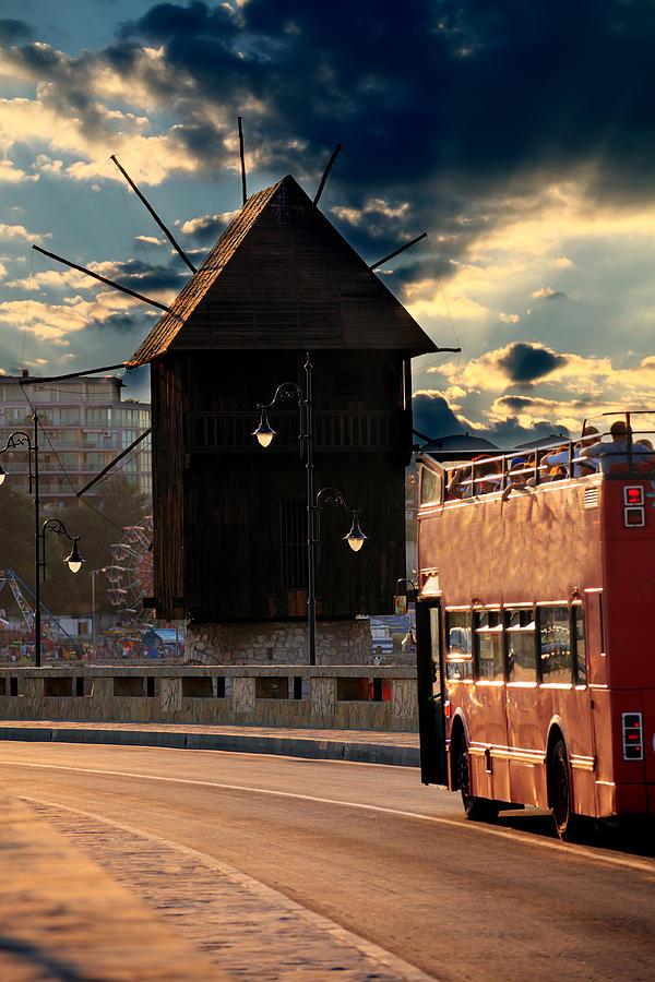 Bulgaria Photograph - Nesebar Old Town  by Svetoslav Sokolov