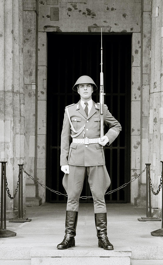 Soldier Photograph - The Soldier by Shaun Higson