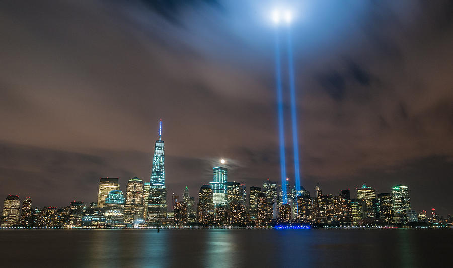 New Jersey Photograph - Never Forget by Kristopher Schoenleber
