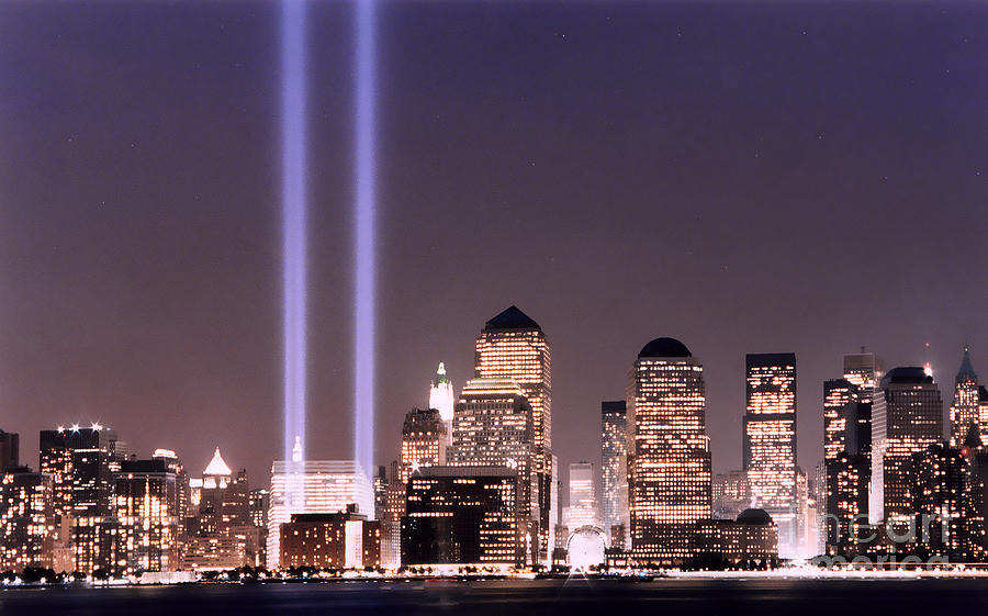 New York City Photograph - Never Forget by Linda  Parker