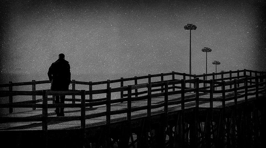 Beach Photograph - Never Goodbye by Paulo Abrantes