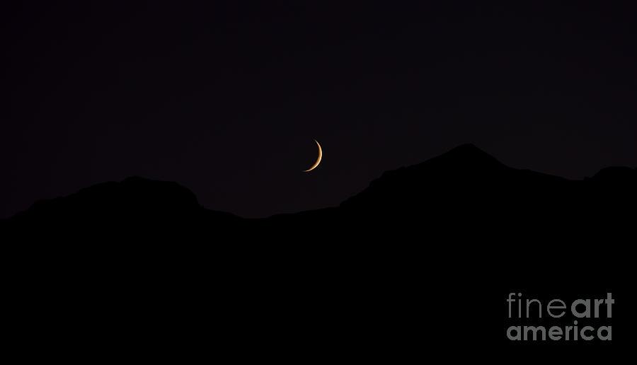Colorado Mountains Photograph - Never Summer Range Moonset by Jon Burch Photography