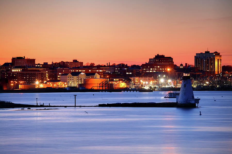 New Bedford Photograph by Denistangneyjr