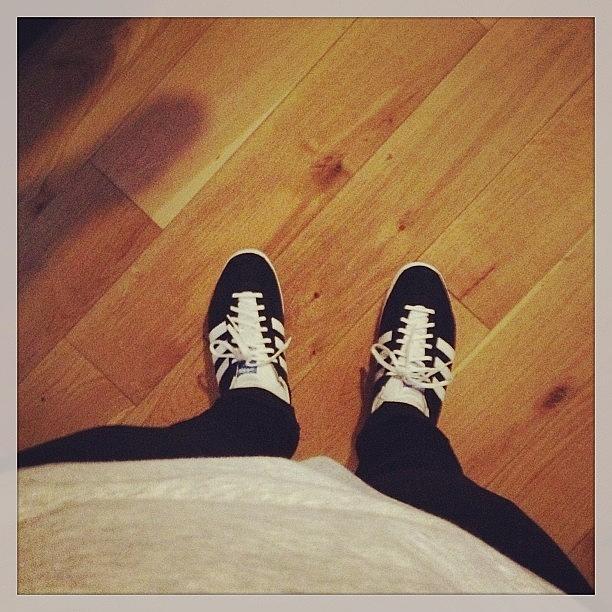 New Feet #adidas #gazelles #britpop