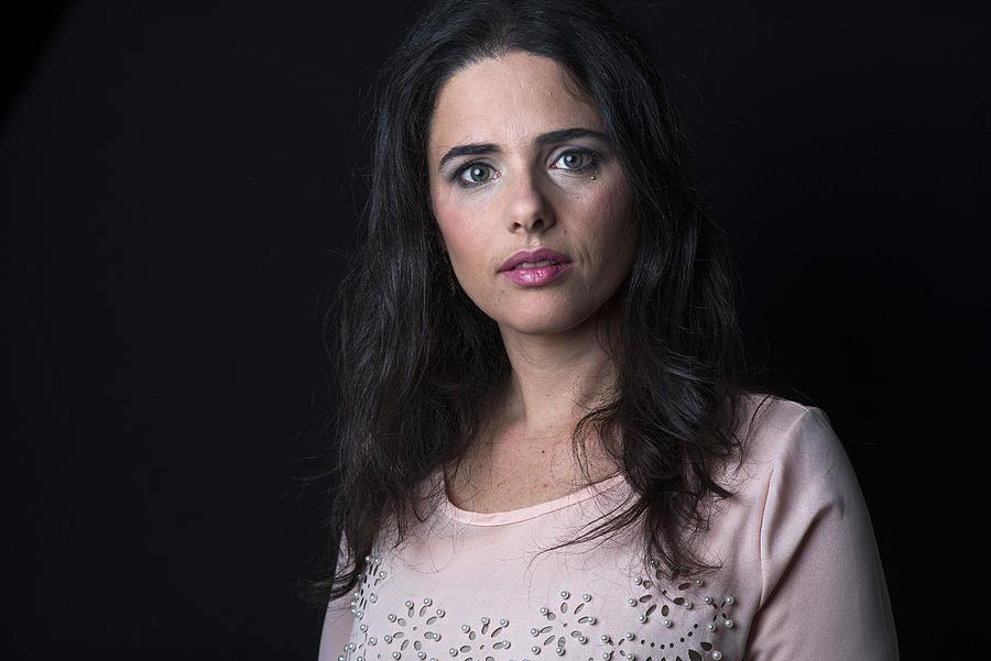 New Israeli Justice Minister Ayelet Shaked Photograph by Ilia Yefimovich
