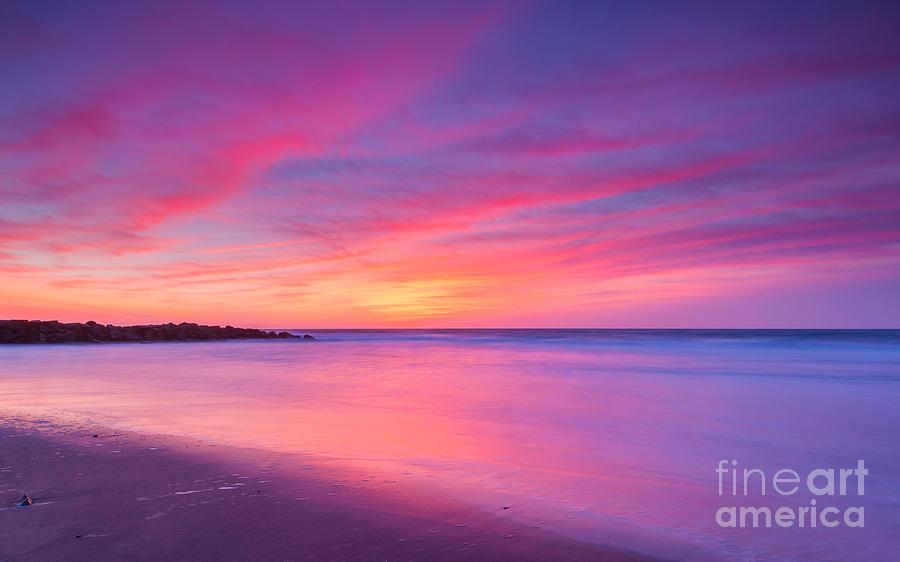 New Jersey Sunrise Photograph