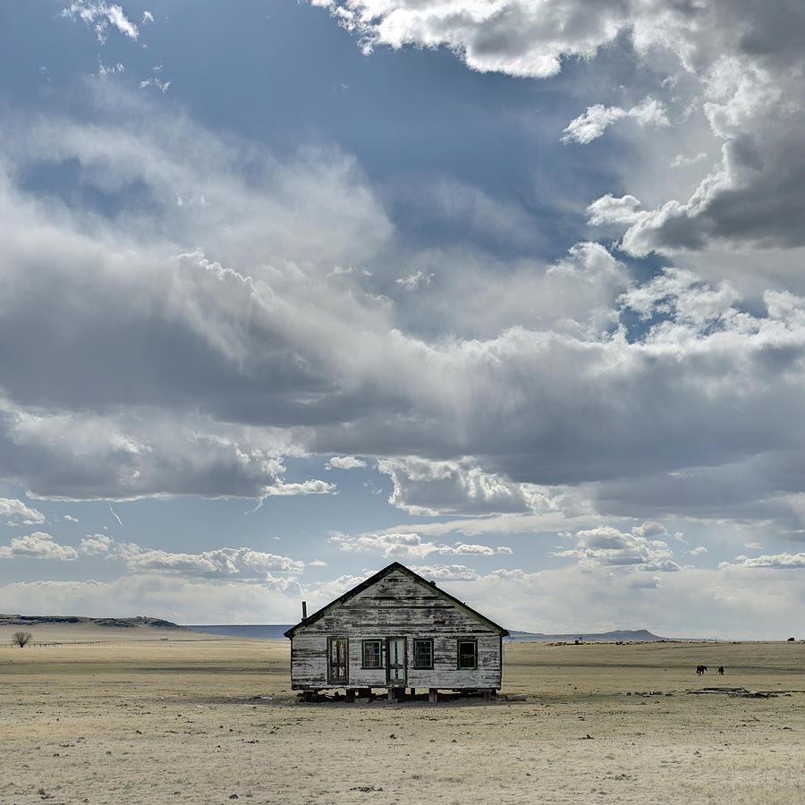 Larson Photograph - New Mexico Living by Greg Larson