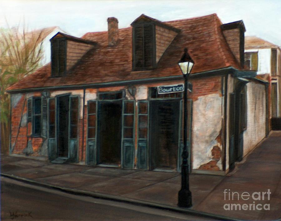 New Orleans Familiar Site Before by M J Venrick