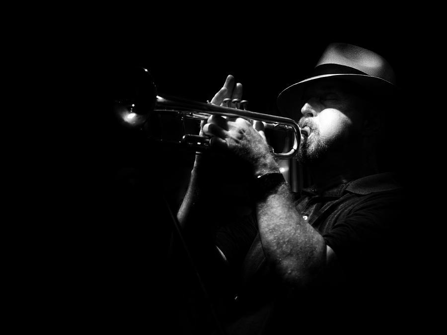 Jazz Photograph - New Orleans Jazz by Brenda Bryant