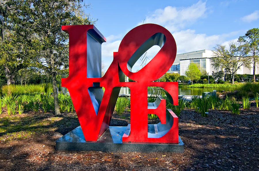 New Orleans Photograph - New Orleans Love by Steve Harrington
