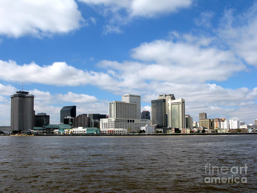 New Orleans Photograph - New Orleans by Olivier Le Queinec