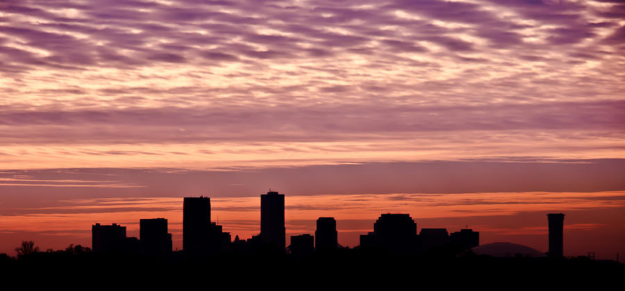 New Photograph - New Orleans Sunrise by Renee Barnes