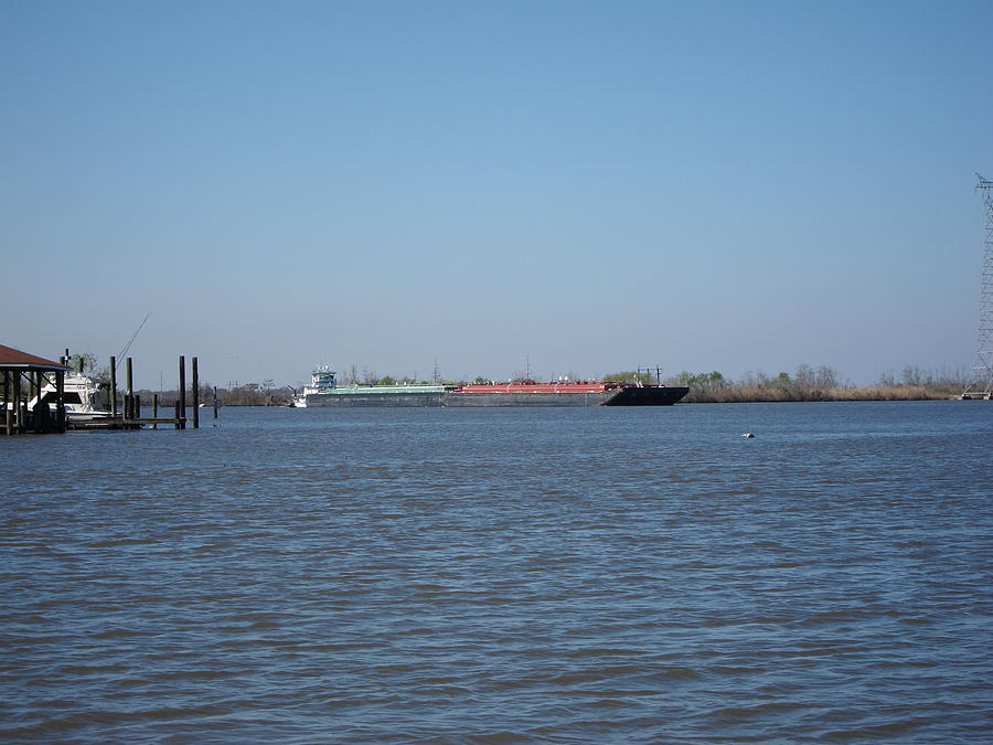 New Photograph - New Orleans - Swamp Boat Ride - 121225 by DC Photographer