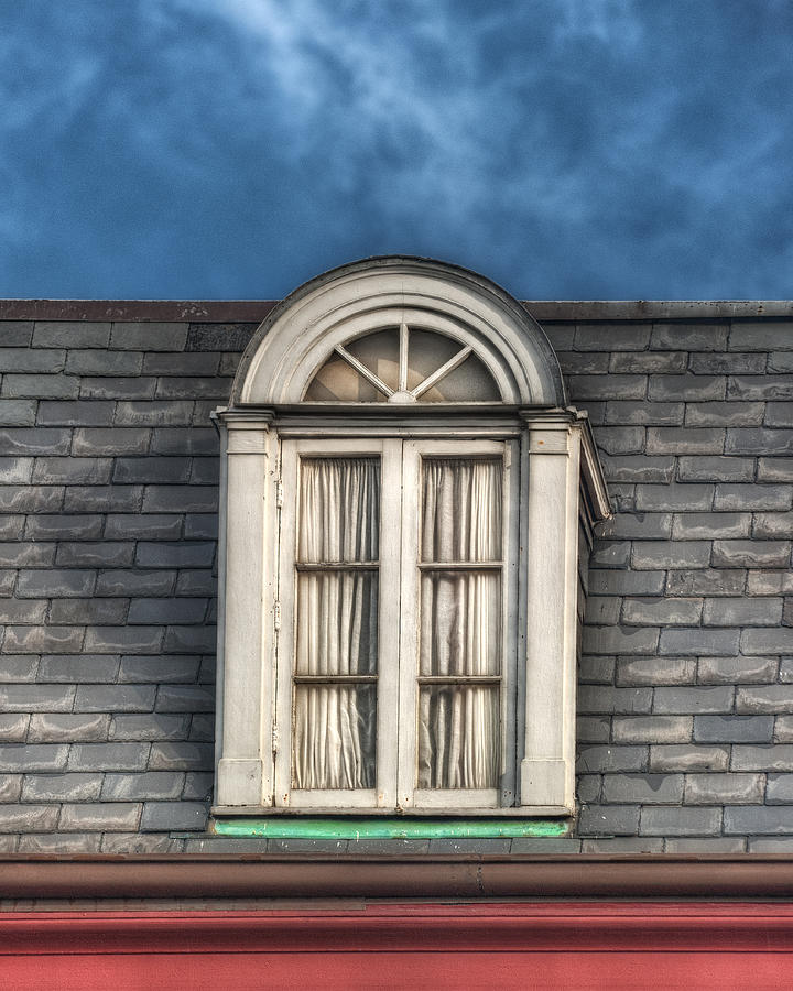 Window Photograph - New Orleans Window by Brenda Bryant