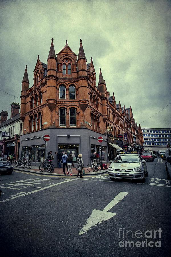 Dublin Photograph - New Road. Old City. by Evelina Kremsdorf