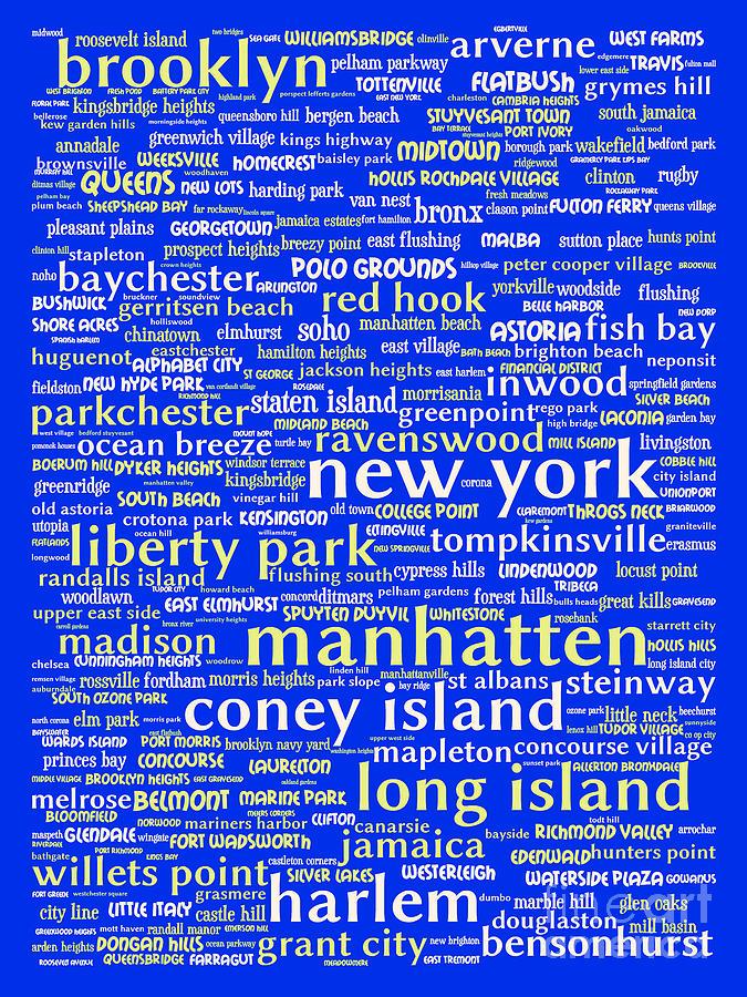 Newyork Digital Art - New York 20130709 by Wingsdomain Art and Photography