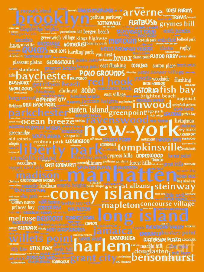 Newyork Digital Art - New York 20130709p168 by Wingsdomain Art and Photography