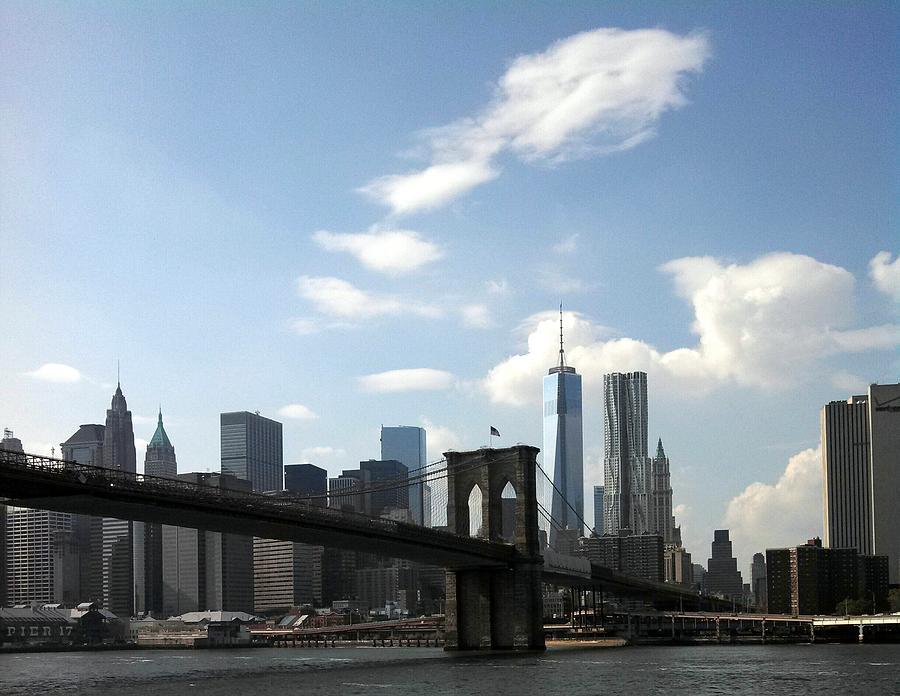 New York Photograph - New York by Brian Howard