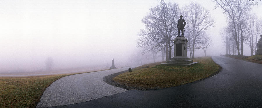 Gettysburg Photograph - New York Brigade by Jan W Faul