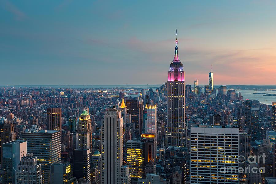 New York Photograph - New York City 10 by Tom Uhlenberg
