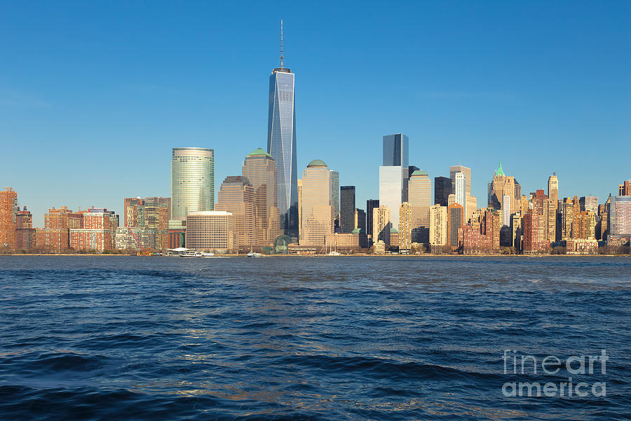 New York Photograph - New York City 19 by Tom Uhlenberg