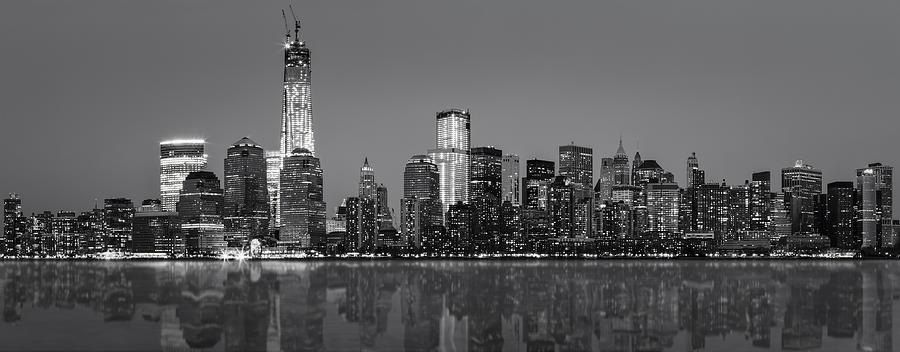 New York City Skyline Photograph - New York City by Eduard Moldoveanu