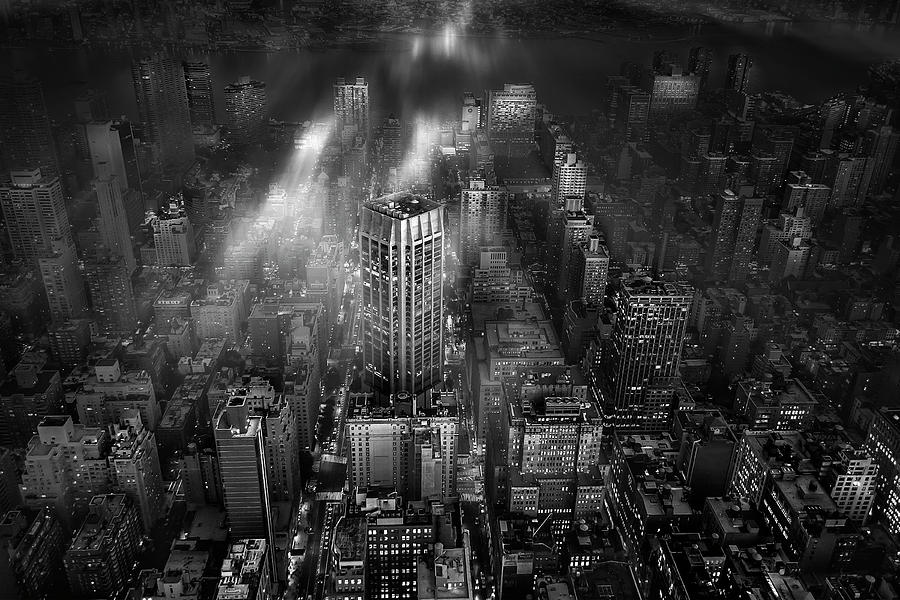 City Photograph - New York City by Leif L?ndal