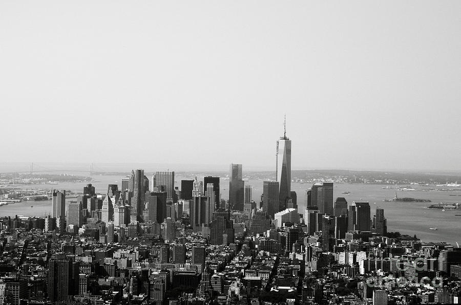 New York Photograph - New York City by Linda Woods