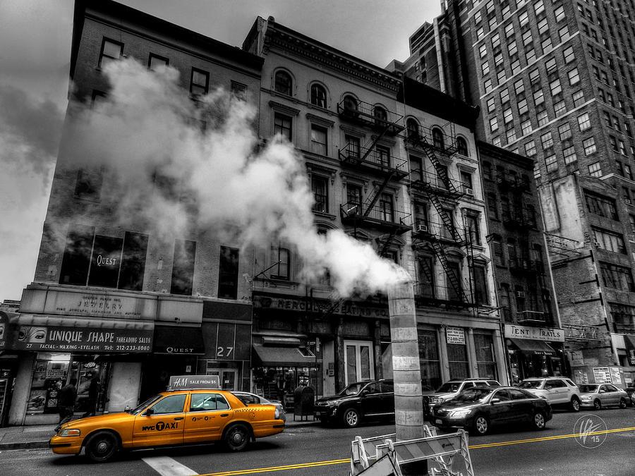 New York City Photograph - New York City - Lower Manhattan 006 by Lance Vaughn