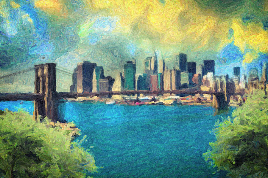 New York City Painting