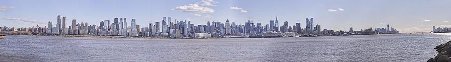 Panorama Photograph - New York City by Theodore Jones