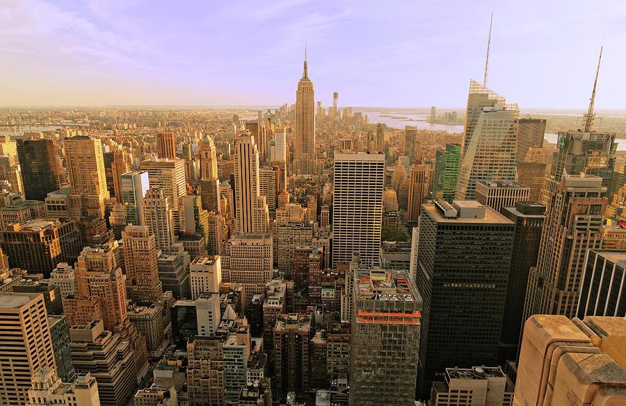 New York City Xxxl Photograph by Bezov