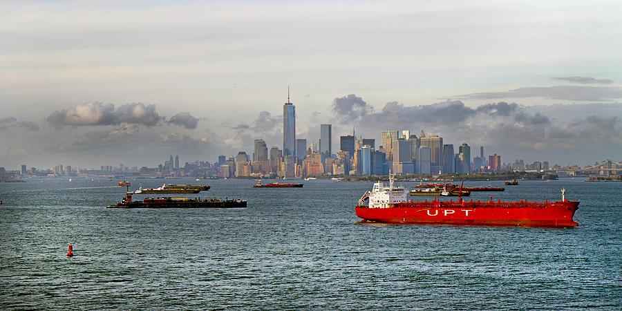 New Photograph - New York  by Betsy Knapp