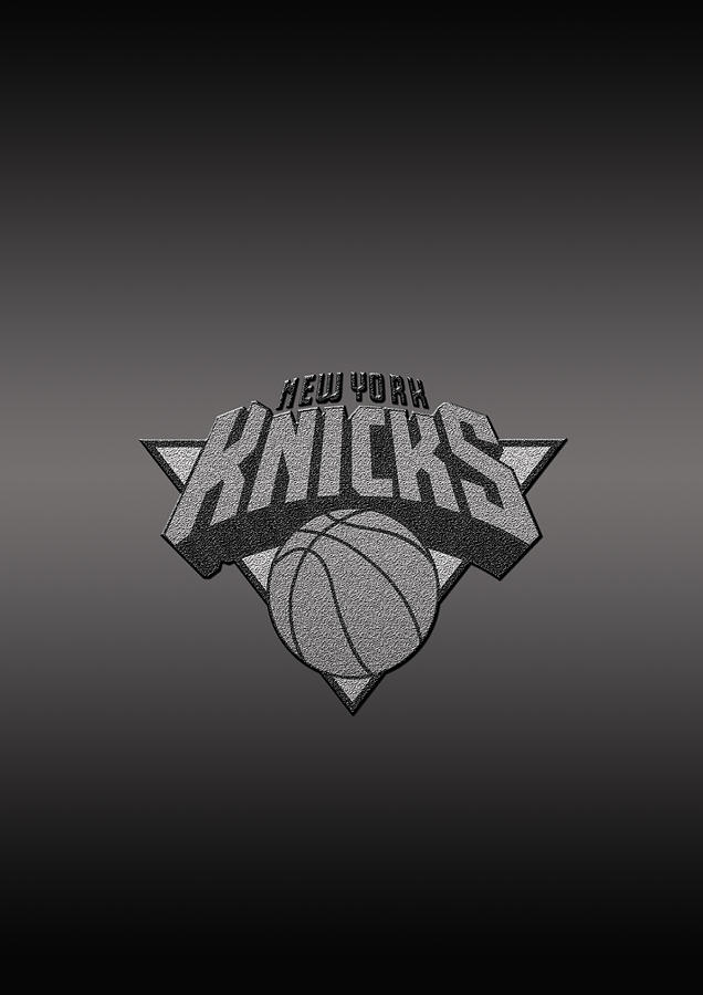 Nba Photograph - New York Knicks by Paulo Goncalves
