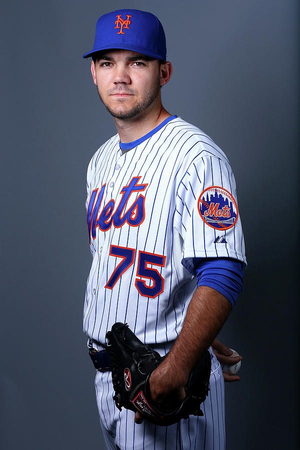 New York Mets Photo Day Photograph by Elsa