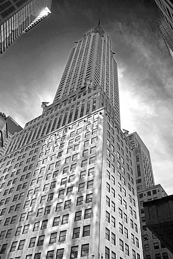 New York Photograph - New York  New York by Thomas Fouch