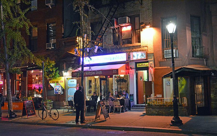 new york night cafe photographjeffrey friedkin