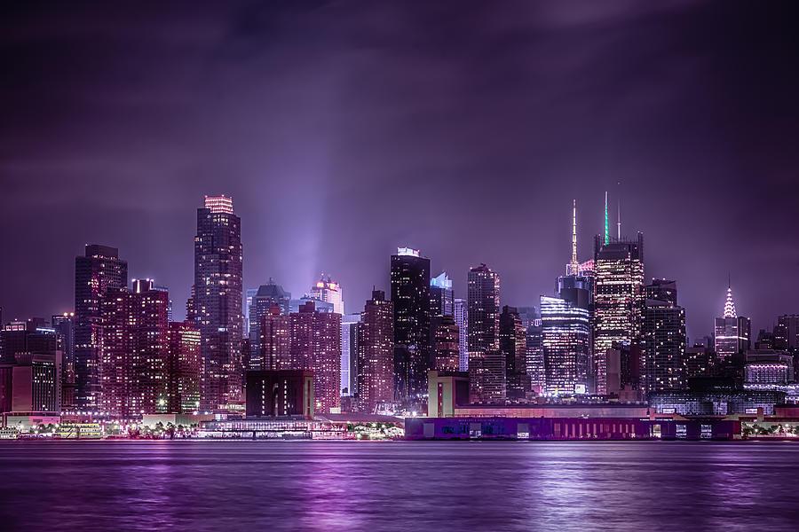 hd new york skyline wallpaper
