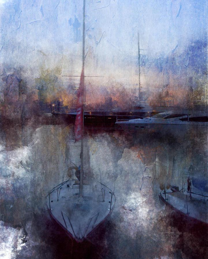 New York Sail Photograph