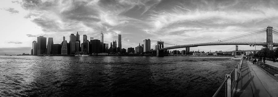 New York Photograph - New York Skyline by Nicklas Gustafsson