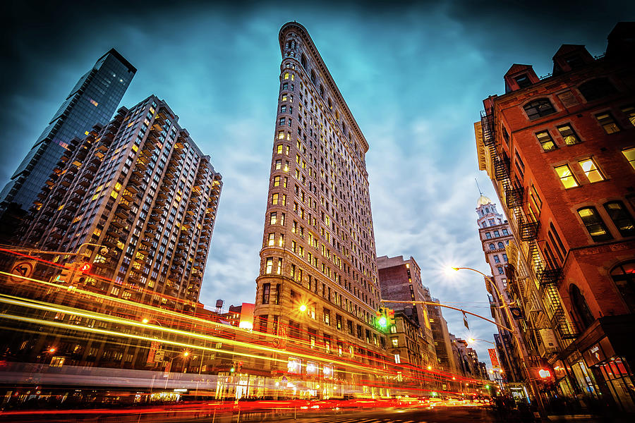 New York State Of Mind Photograph by Marc Perrella